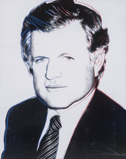 Andy Warhol, 'Edward Kennedy', 1980, Mixed Media, Screenprint in colors with diamond dust on Lenox Museum board, Heritage Auctions