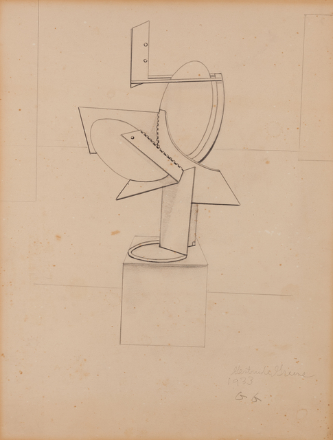, 'Untitled II,' 1933, ACA Galleries