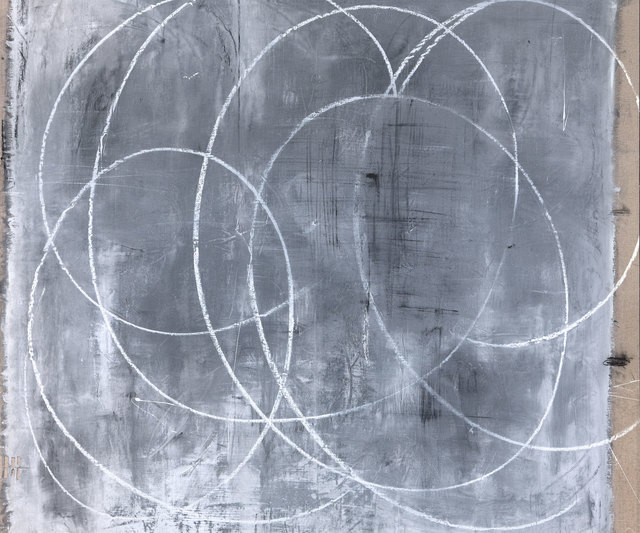 , 'Grey Swirls,' 2014, ArtStar
