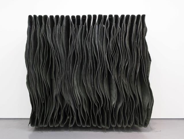 , 'Wallspine (Leaf) ,' 2015, FOLD Gallery