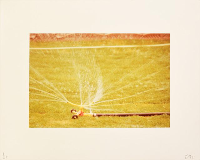 David Hockney, 'Untitled (Sprinkles)', 1976, Print, Chromogenic Print, Shapero Modern