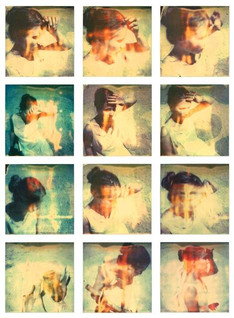 Stefanie Schneider, 'Gestures', 2003, Photography, 12 Analog C-Prints, hand-printed by the artist on Fuji Crystal Archive Paper, based on 12 Polaroids, mounted on Aluminum with matte UV-Protection, Instantdreams