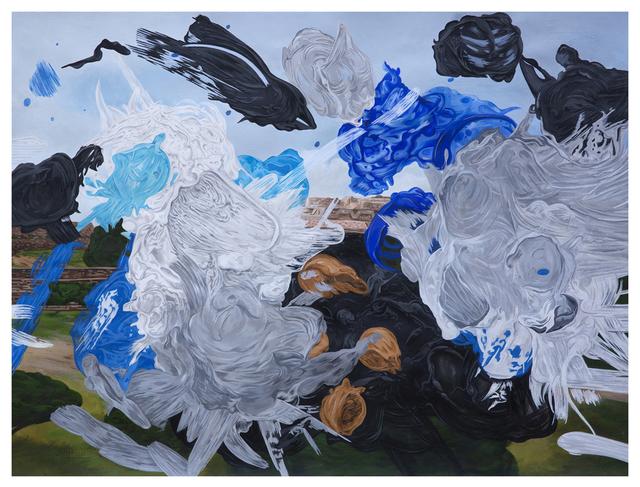 , 'Monte Alban Circa 2014,' 2017, Kohn Gallery