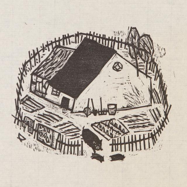 , 'Cottage 农舍,' 1982, Ink Studio