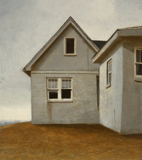 , 'My Childhood Home,' 2010, Somerville Manning Gallery