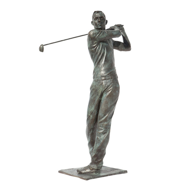 , 'Golfer III,' 2015, Glade Gallery