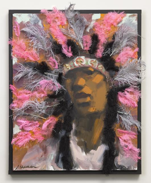 , 'Headdress,' 2017, Adelson Galleries