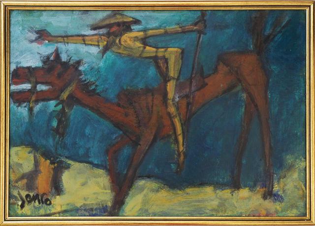 , 'Don quixote ,' 1960, Bruno Art Group