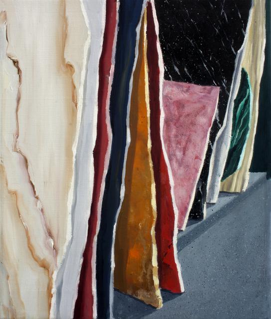 , 'Almacén de mármoles,' 2018, Galería silvestre