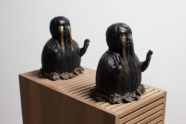 , 'Appollaiatollà,' 1987-2013, Federico Luger (FL GALLERY)