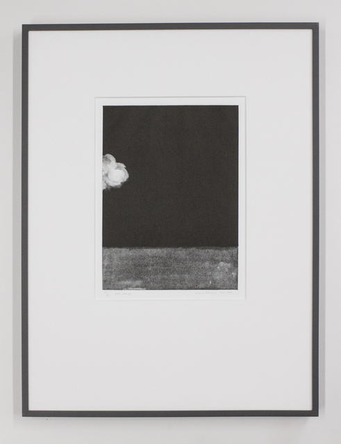 , 'Odd Clouds II,' 1999, Goya Contemporary/Goya-Girl Press