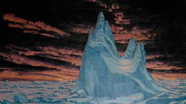 , 'Untitled (arctic iceberg at sunset),' , Arctic Experience McNaught Gallery