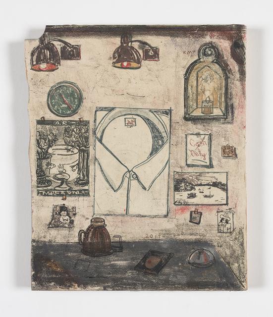Kevin McNamee-Tweed, 'Launderini', 2017, Steve Turner