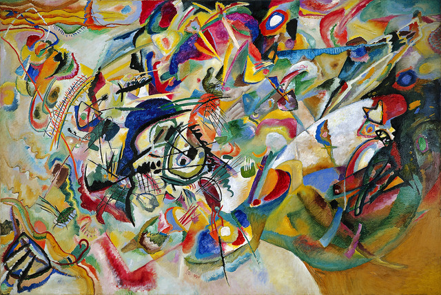 Wassily Kandinsky, 'Composition, VII,' 1913, Erich Lessing Culture and Fine Arts Archive