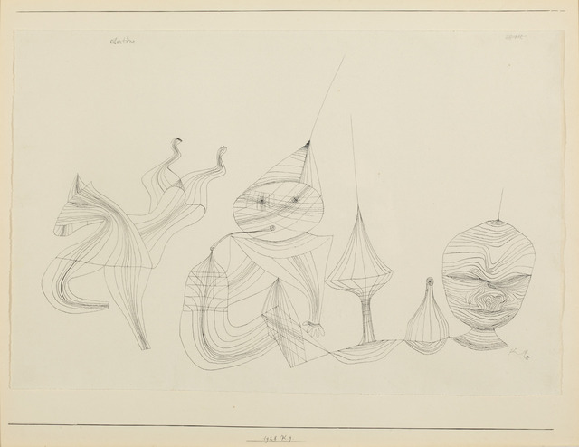 , 'Obertöne,' 1928, Galeria Marc Domenech