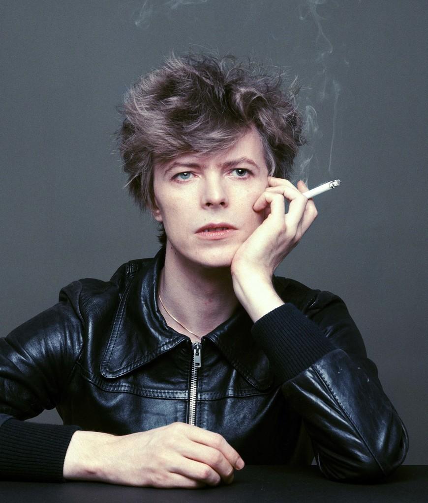 David Bowie: V-2 Schneider