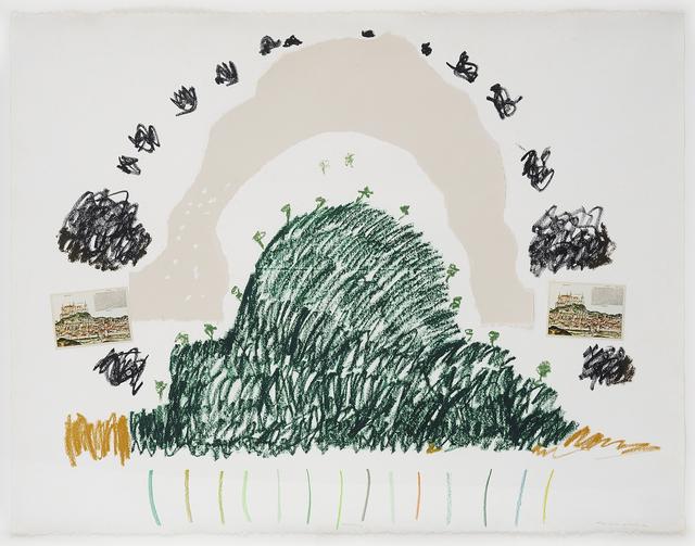 , 'Wurtzburg,' 1982, Charles Nodrum Gallery