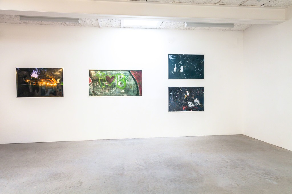 Alfredo Ramos Fernández, exhibition view | image: ©dasesszimmer