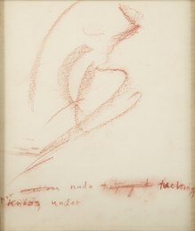 Marilyn Monroe, 'Nude tucking her knees under,' c. 1960, Julien's Auctions: Marilyn Monroe