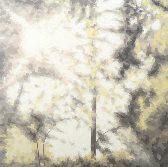 , 'Golden Woodlands,' 2019, Walker Fine Art