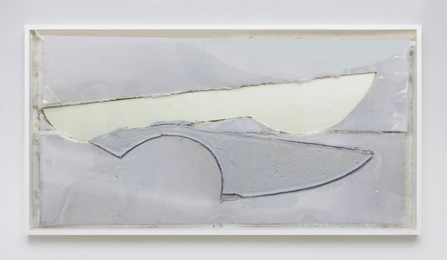 , 'Sem título (Cinza),' 2008, Fortes D'Aloia & Gabriel