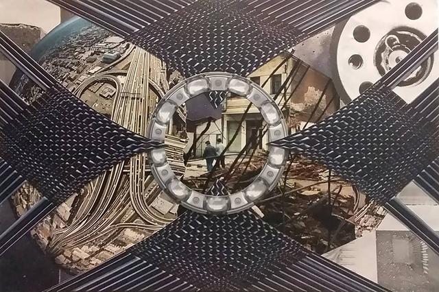 Marcus Marchi Jr., 'The Dynamics of Urban Disorder', 2019, Ligia Testa Espaço de Arte