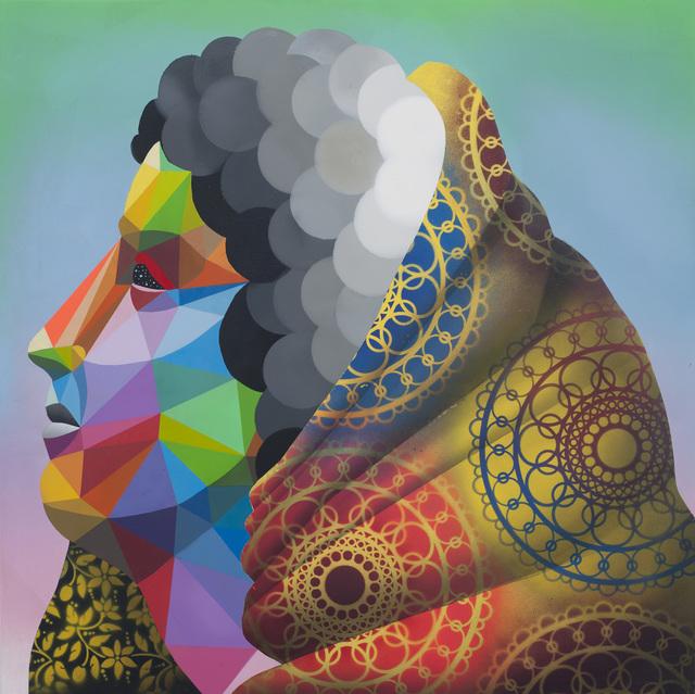 , 'Romainian Mother,' 2017, Mirus Gallery
