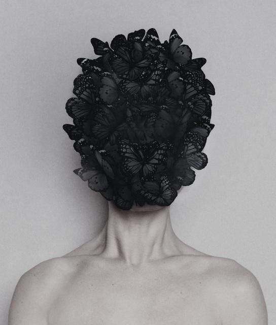 , 'Pensee,' 2017, Anna Laudel