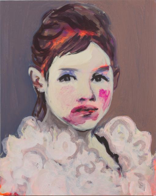 , 'Makeup (Froufrou),' 2016, Bugada & Cargnel