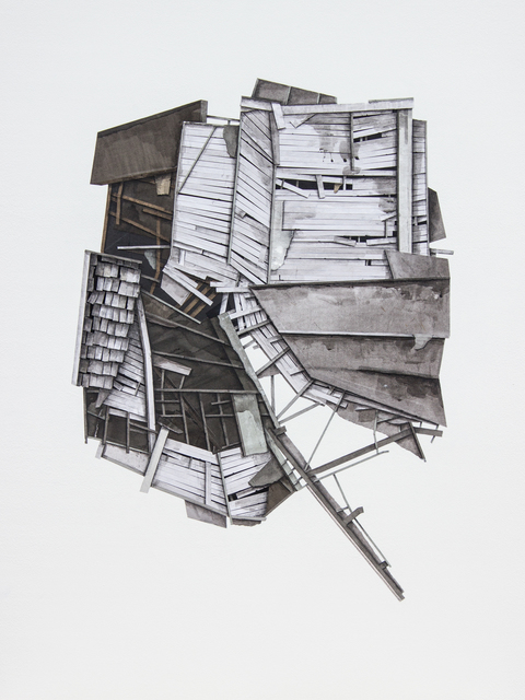 , 'Mass Study III,' 2018, Paradigm Gallery + Studio