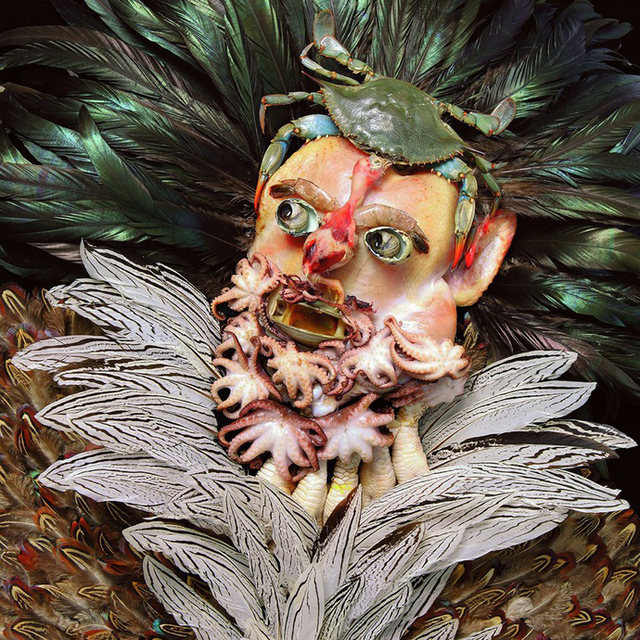 , 'Titian (from the Arcimboldo Series),' , Clark Gallery