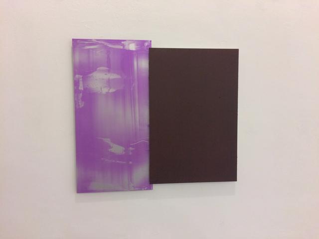 , 'Composite painting # 43,' 2018, Galerie Floss & Schultz