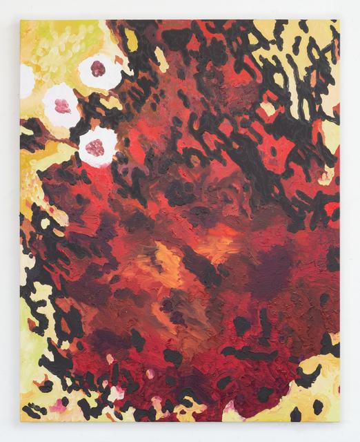 , 'Euonymus Elatus (Burning Bush I),' 2017, Proto Gallery