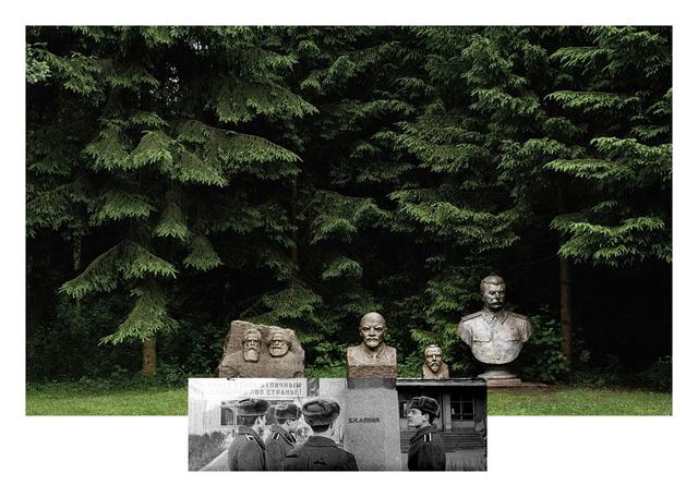 , 'Pedestal, Cadets,' 2016, Parafin