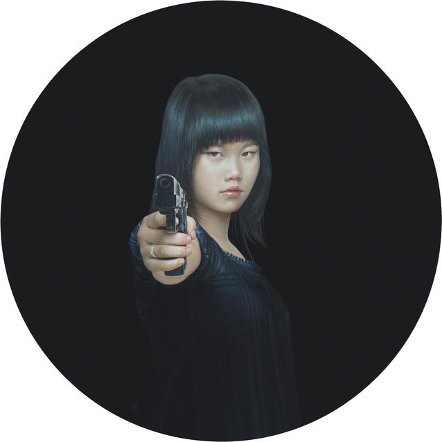 , 'Territorio de ternura. Marina con pistola,' 2018, Victor Lope Arte Contemporaneo