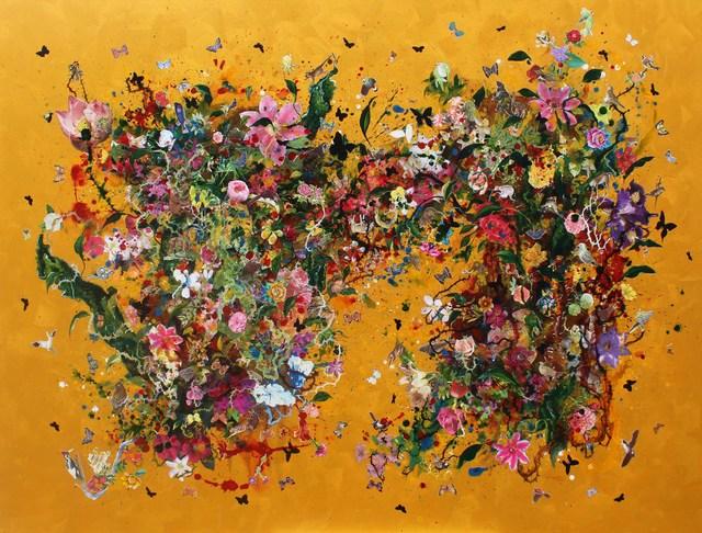 , 'Garden of Earthly Delights,' 2016, Saskia Fernando Gallery