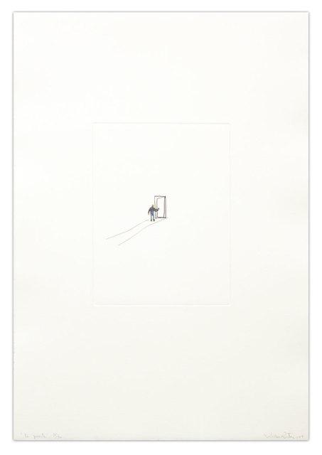 Liliana Porter, 'La Puerta (The Door)', 2004, Krakow Witkin Gallery