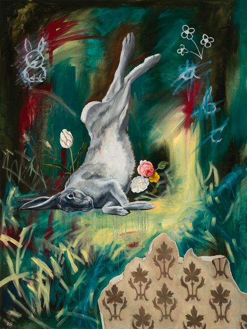 , 'Upside down in Wonderland,' 2018, k contemporary