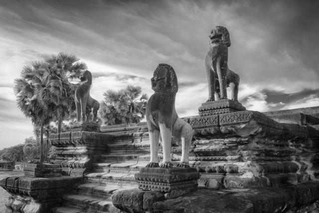 , 'Angkor Wat, Cambodia,' 2016, Peyton Wright Gallery