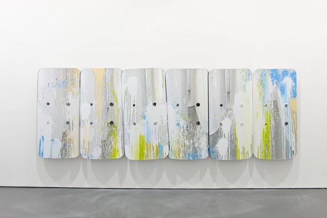 , 'Untitled (Santiago, 7.9.11 - v1.0),' 2012, Blain | Southern