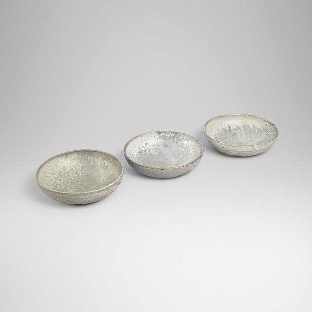 Aage and Kasper Wurtz, 'bowls, set of three', Wright