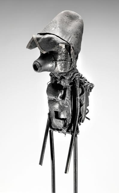, 'Mute,' 2015, Exhibit A