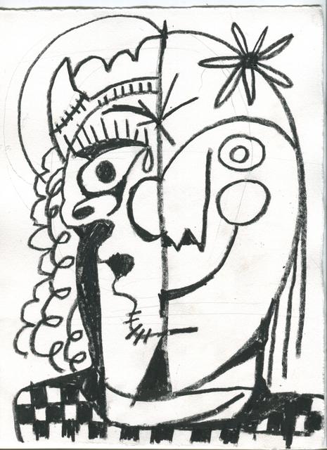 B. Thom Stevenson, 'Untitled Drawing (BTSV117D001)', 2017, V1 Gallery