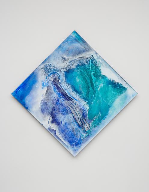 , 'Sedimentary I: 10306/11219,' 2015, Klowden Mann