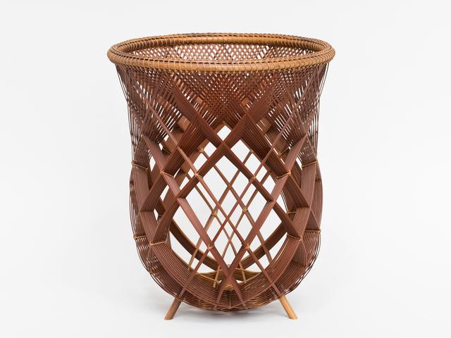 Yamaguchi Ryuun, 'Bamboo Object', ca. 1980, Patrick Parrish Gallery