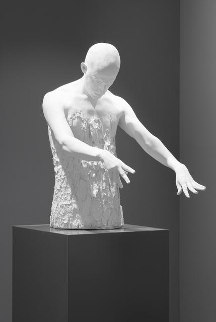 , 'Ecorcé,' 2015, Edouard Malingue Gallery