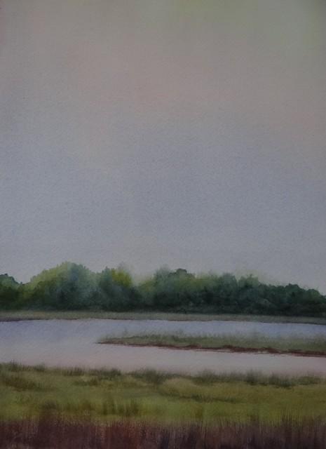 , 'Marsh Magic,' 2017, Peninsula Gallery