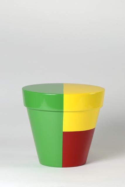 , 'OBJET drapeau - Bénin,' 2007, Galerie Laurent Strouk
