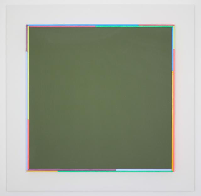 , 'Old Leaf,' 2015, Bernard Jacobson Gallery