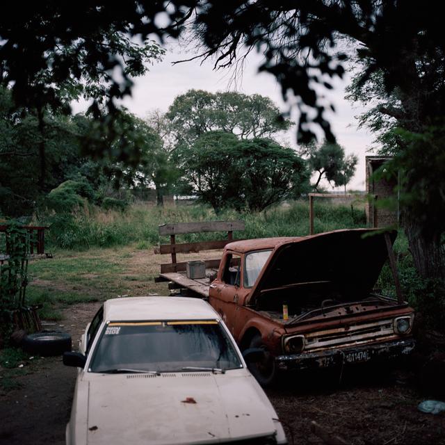 , 'Derelict Cars in Gancedo,' 2014-2016, Francesca Maffeo Gallery